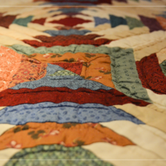 How to Let the Master Quilter Do His Work